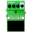 Digitech Bass Synth Wah X BW