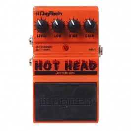 Digitech Hot Head Distortion DHH