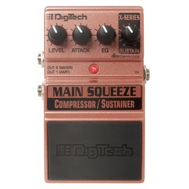 Digitech Main Squeeze Compressor/Sustainer X MS