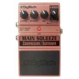 Digitech Main Squeeze Compressor/Sustainer X MS