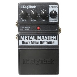 Digitech Metal Master Distortion X MM