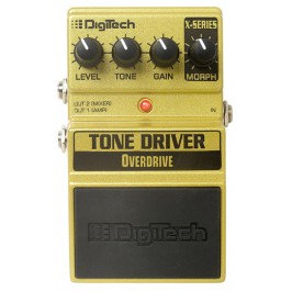 Digitech Tone Driver Overdrive X TD