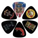 Kostki Gitarowe - zestaw, Guns N'Roses