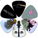 Kostki Gitarowe - zestaw, Pink Floyd