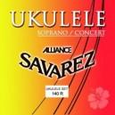 Struny Savarez 140-R Alliance struny do ukulele