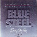 Struny Dean Markley Bass.45-100 Blue Steel Nickel 2672 A
