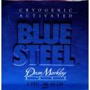 Struny Dean Markley Bass.45-128 5 Blue Steel 2679