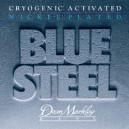 Struny Dean Markley Bass.45-128 5 Blue Steel Nickel 2679 A